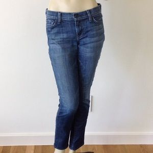 7 For All Mankind SFAMK Gwenevere Super Skinny 26